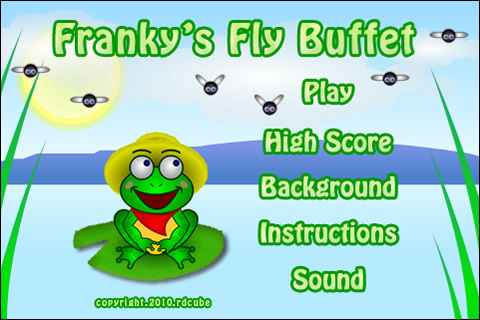 Screenshot Franky's Fly Buffet